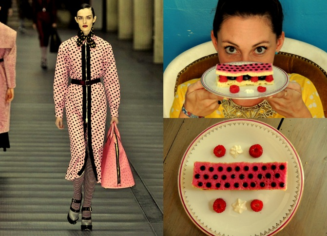 Polka dot cake-001