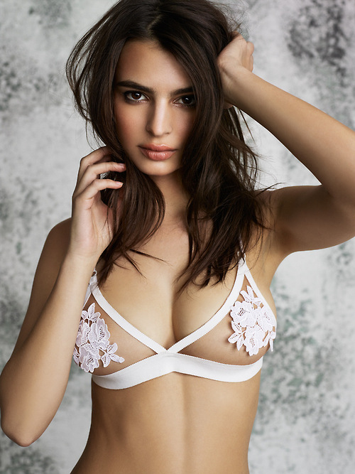 Emily Ratajkowski for Revolve Clothing's NEW NEW Campaign
